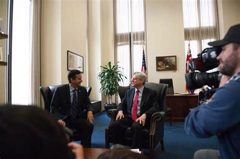 Senate Placement Office by Schatz Meets With U S Supreme Court Nominee Garland Big