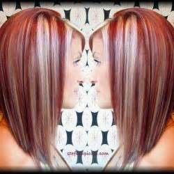 Red hair blonde highlights and blondes on pinterest