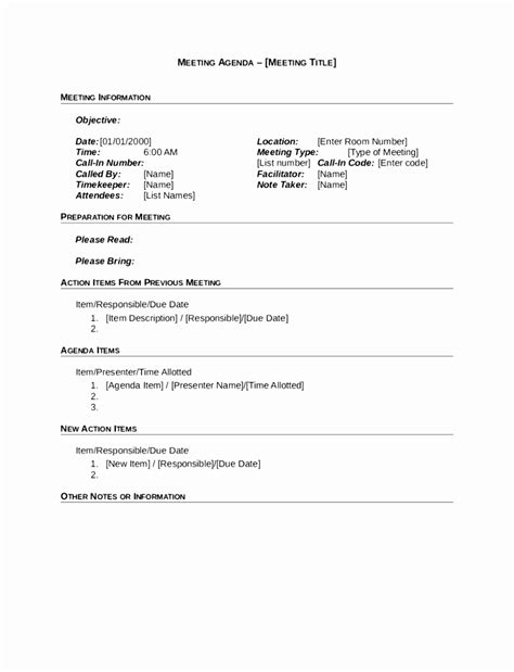 9 One On One Meeting Templates For Word Uruyw Templatesz234 One On One Meeting Email Template