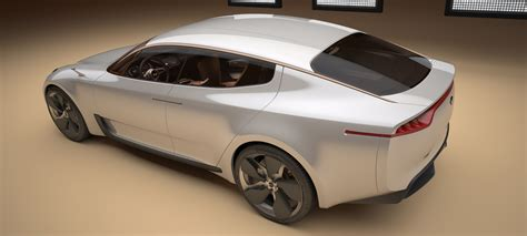 Future Kia Vehicles Kia To Unveil Four Door Sports Sedan Concept At Frankfurt