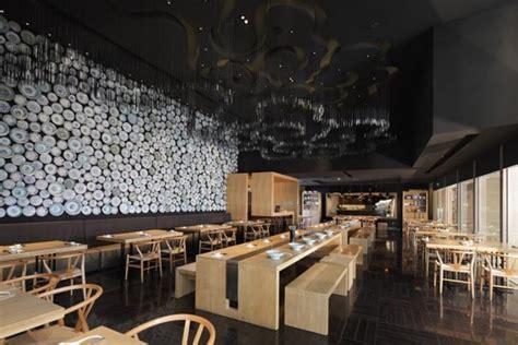 Thai Restaurant Design Decoration by In Design Magz Modern Restaurant Interior Minimalist