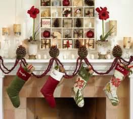 Xmas Decorating Ideas Home by Holiday Decorating 2010 By Pottery Barn Digsdigs