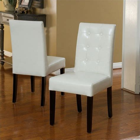 Noble House Dining Chairs Noble House Trent Home Bakers Dining Chairs In Ivory Set Of 2