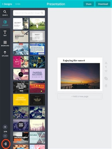 design app canva great graphic design with the canva app on ipad smart