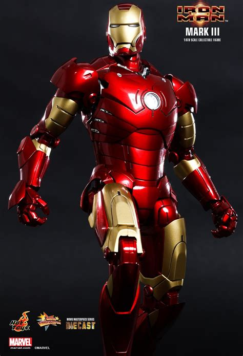 Toys Ironman Iii iron iii armor from toys mifty is bored