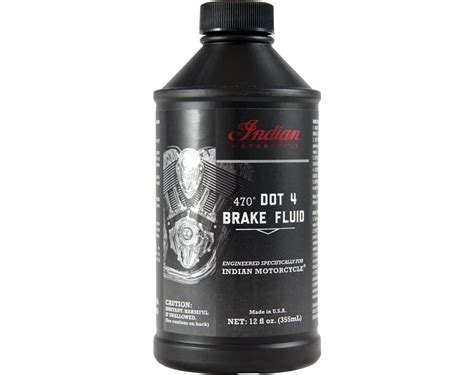 Global Brake Fluid Dot 4 dot 4 brake fluid 12 oz indian motorcycle