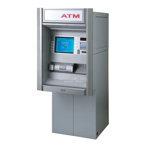 bank atm machine nautilus hyosung nh2700t atm machine