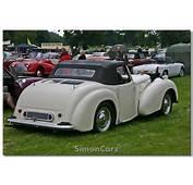 Simon Cars  Triumph TR18