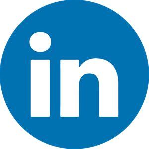 new latest linkedin logo png transparent background