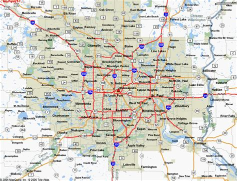 msp map minneapolis map free printable maps