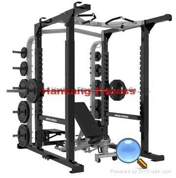 The Rack Machine by Hammer Strength Hammer Strength Machine Equipment Power