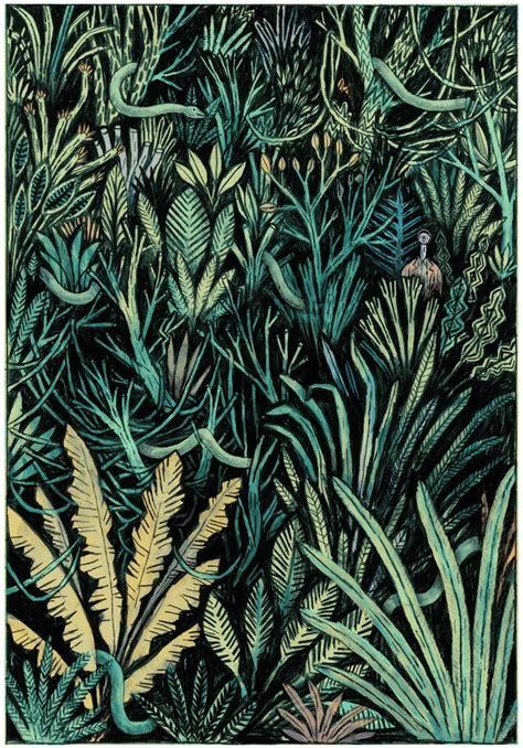 design pattern amazon maxime sabourin tropical surface designs pinterest