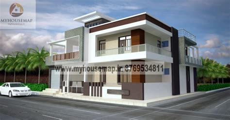 my house design front elevation design house map building design