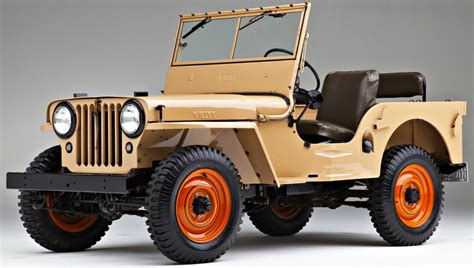 Top Ten Jeeps Ten Jeep Models That Shaped The Most Road Capable