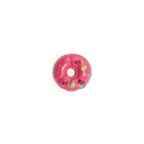 Bijoux Ongles by Bijoux Pour Ongles Donuts Fushia