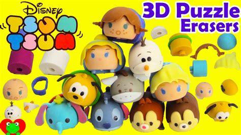 Disney 3d Tsum Tsum Iphonesamsungxiaomioppo disney tsum tsum 3d puzzle erasers