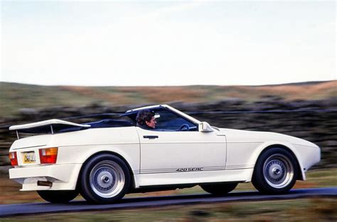 Tvr 450se The Best Convertibles From 163 6000 Used Car Buying