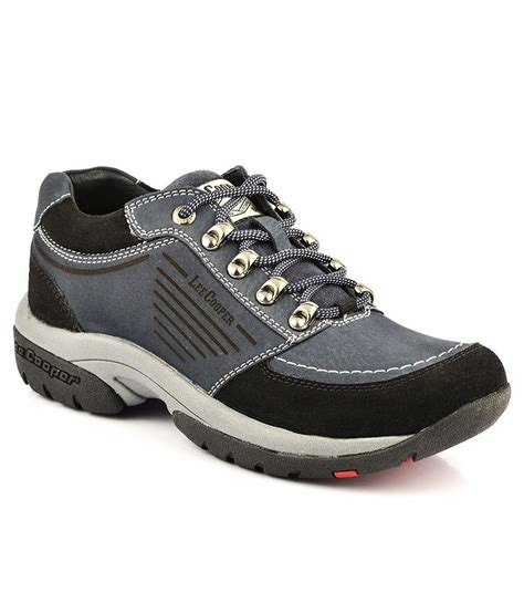 cooper shoes cooper blue casual shoes price in india buy