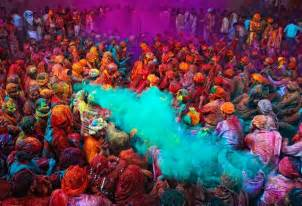india festival of color great atmosphere festival of colours in india great