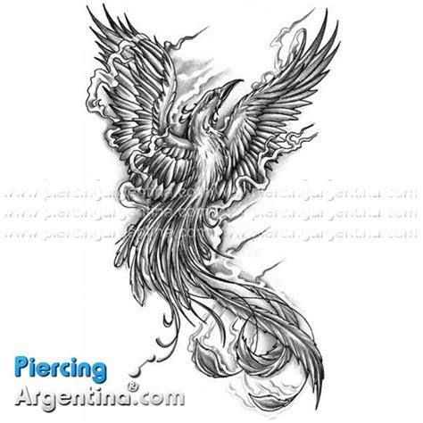 tattoo phoenix tatuajes de aves fenix