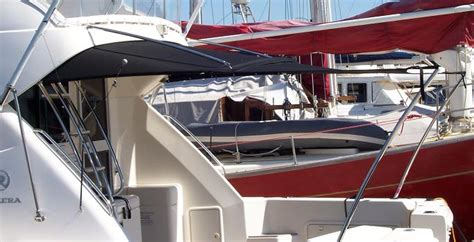 awnings for boats boat awnings gold coast covers