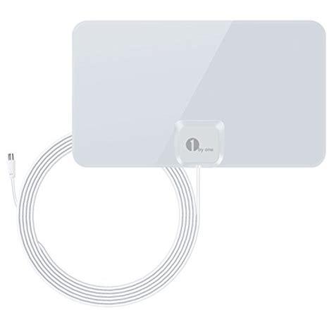 antenna interna tv 1byone antenna interna per tv dtt e dvb t 40 km di