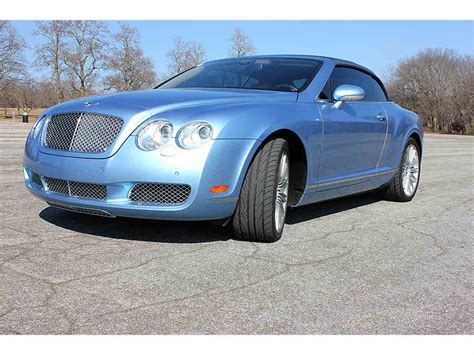 2008 bentley continental gtc for sale 2008 bentley continental gtc for sale classiccars