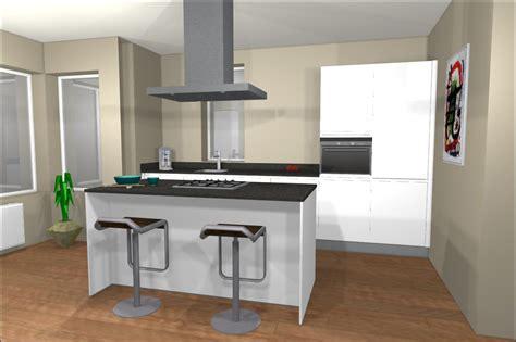 keukens 3d 3d eiland keuken nieuwe keuken