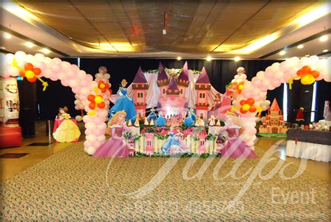 disney themed decorations disney princess birthday planner in lahore pakistan
