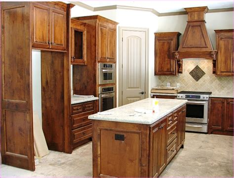 Pine Kitchen Cabinet Knotty Pine Kitchen Cabinets Home Design Ideas