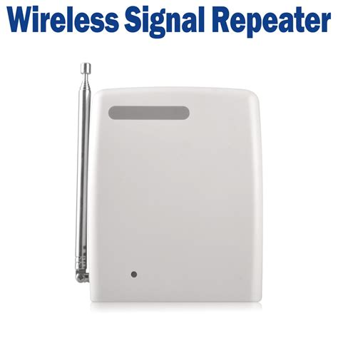 Jual Alarm Wireless Gsm wireless signal repeater transmitter for wireless gsm pstn security alarm system