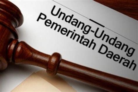 Undang Undang Perangkat Daerah uu no 23 tahun 2014 bakal ada efisiensi perangkat daerah