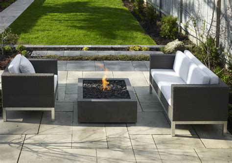 houzz outdoor pits bento concrete firepit by paloform modern pits