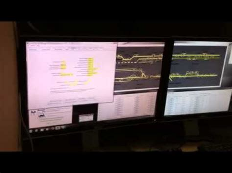using jmri panel pro with nce powercab youtube jmri signalling 1 layout overview wmv doovi