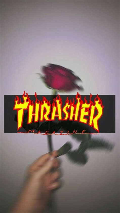 thrasher wallpapers iphone android anime wallpaper