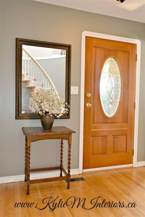 the best paint colours to go with oak trim floor cabinets and more hook oak trim