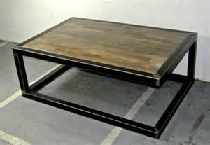 Table Basse Acier Bois #1: TABLE-BASSE-OXYGENE-420x290.jpg