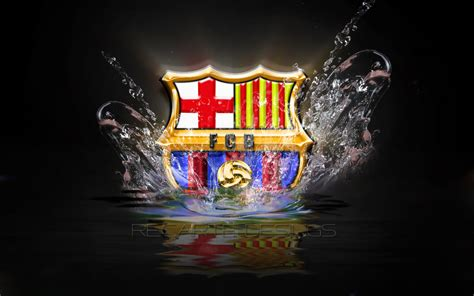 wallpaper keren nike barcelona fc football wallpaper backgrounds and picture