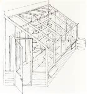 green house floor plans