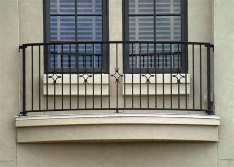 Balcony Banister by Aluminum Balcony Railing 2