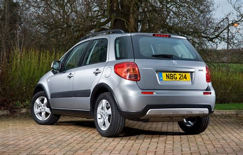 how things work cars 2010 suzuki sx4 transmission control suzuki sx4 gets revised for 2010