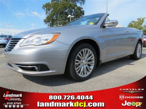 2013 Chrysler 200 Colors by 2013 Billet Silver Metallic Chrysler 200 Limited
