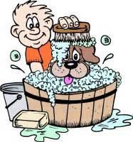 Bathtub Divider For Baby Dog Groomer Graphics And Animated Gifs