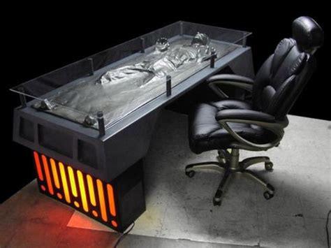 Star Wars Inspired Desk Table   Freshome.com