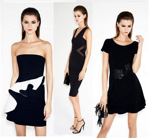 modas con blanco y negro zara twelve moda elegante en blanco y negro