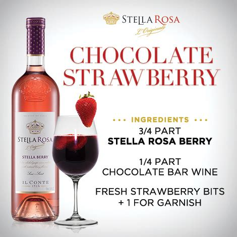 Wine Cocktails 3 3 stella rosa wine cocktail recipes you need to try now