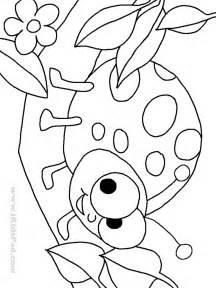 ladybug coloring template