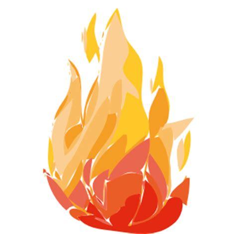 fireplace der clip flames clip at clker vector clip