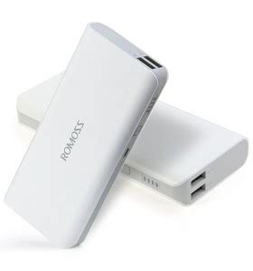 Romoss Powerbank Sense4 10400 Mah Original 100 original romoss sense 4 10400mah power bank white
