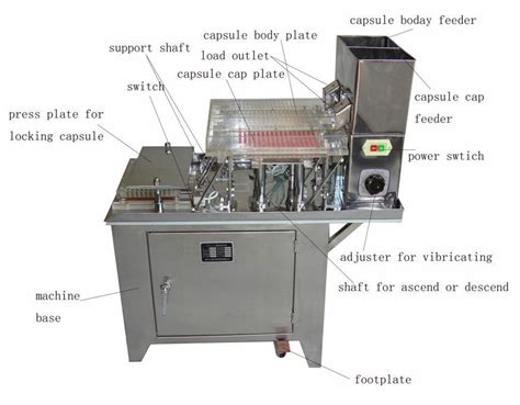 Part Fiiling semi automatic capsule filling machine for all sizes of